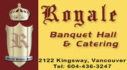 Royale Banquet Hall & Catering